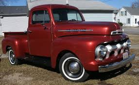 100 1951 Ford Truck Parts Pickup For Pickup
