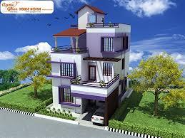 Second Floor House Design by Triplex House Design Apnaghar House Design Page 2