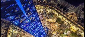 Sky High Ride Memphis | Big Cypress Lodge