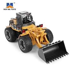 Huina1520 Rc Car 6ch 1 /14 Trucks Metal Bulldozer Charging Rtr ...
