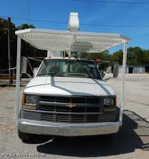 100 Bucket Trucks For Sale By Owner 1995 Chevrolet Cheyenne 3500 Bucket Truck Item DD0850 SO