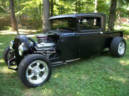 1930 Model A Pickup Truck Hot Rod Rat Rod