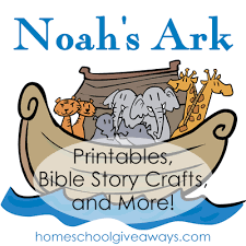 Noahs Ark Printables Bible Story Crafts And More