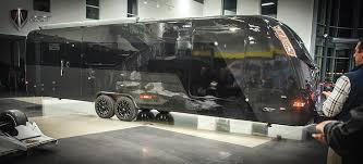 Luxury Carbon Travel Trailer