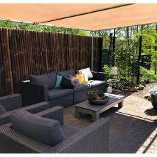 extrem stabiler bambus holz sichtschutz zaun xl de commerce i hochwertiger windschutz mit geschlossenen und versiegelten bambusrohren