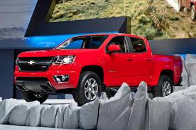 2015 Chevrolet Colorado First Look - Motor Trend