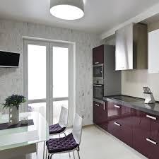 papier peint cuisine bien choisir le papier peint d une cuisine