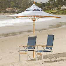 Copa Beach Chair With Canopy by Copa 4 Position Big Tycoon Canopy Beach Chair Hayneedle
