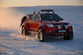 The Modified Toyota Hilux Used By Top Gear For The Polar ... 2018 Toyota Hilux Arctic Trucks Youtube In Iceland Motor Modded Hiluxprobably An 08 Model With Fuel Blog Offroad Database Center Truck News The Hilux Bruiser Is A Fullsize Tamiya Rc Replica Pinterest And Cars Northern Lights Adventure Part Two 4x4 Rental Experience Has Built A Fullsize Working Replica Of The At44 South Pole Expedition 2011 Off At35 2017 In Detail Review Walkaround By Rear Three Quarter Motion 03