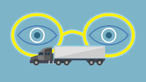 100 Yellow Trucking Jobs Automation Is Coming For Truckers But First Theyre Being Watched