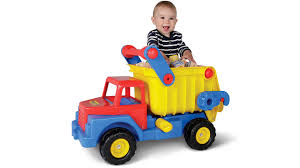 You Can Pile 180kg Of Toys Into This Over-Sized Plastic Dump Truck ... The Top 15 Coolest Garbage Truck Toys For Sale In 2017 And Which Is Driven Lights Sounds Dump Toy Simba Dickie Toys Sunkveimis Air Pump 203805001 Green 3d Puzzle For Gtpzdt1161 Caterpillar Cstruction Unboxing Review Compacting Hammacher Schlemmer Wow Dudley American Plastic Gigantic Red Mini Action Series Brands Products Sw With Scooper Rakeshovel No Tax