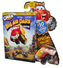 "Tonka Chuck & Friends ""Big Air Dare"" DVD Review + Giveaway 