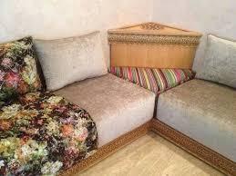 canapé arabe canapé arabe pour salon au maroc deco salon marocain