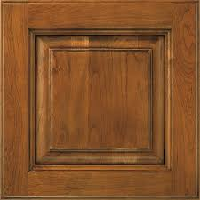 thomasville 14 5x14 5 in plaza cabinet door sle in whiskey