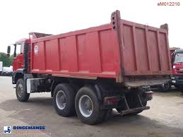 MAN TGA 40.390 6x4 Tipper EURO 3 Dump Trucks For Sale, Tipper Truck ...