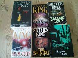 100 Trucks Stephen King Collection Of 6 Books IT Pet Sematary Salems Lot