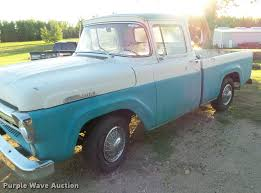 1957 Ford F100 Pickup Truck | Item DE9623 | SOLD! June 7 Veh... Ford Fseries Wikiwand Trucks For Sale In El Paso Tx Incredible 1957 Ford F100 Farm Flashback F10039s New Arrivals Of Whole Trucksparts Or Ground Hog The Motorhood 1955 F100 Sale Pickup Styleside Youtube F600 Flatbed Truck Item K6739 Sold May 18 Veh Ranchero Near Cadillac Michigan 49601 Classics 10 Vintage Pickups Under 12000 Drive Why Is Tching Its Future To Trucks