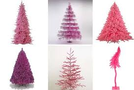 Pink Christmas Tree Target