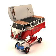 The VW BBQ Bus Check out this website Amazing VW everything