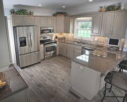 Modren Modern Kitchen Renovation Ideas Oak Cabinets Intended For First Chop
