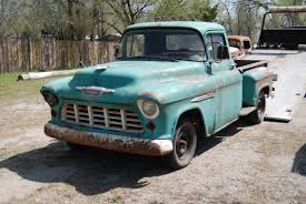 100 55 Chevy Trucks For Sale Motorn 19 3200 Step Side Pickup For Sale At Wwwmotorn