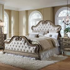 Amazon Canada King Headboard by Amazon Com Pulaski Arabella Upholstered Bed King Kitchen U0026 Dining