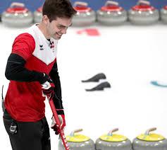 100 Peter De Cruz Curling PyeongChang 2018 Olympic Games 23rd February 2018