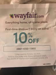 Wayfaircoupon Hashtag On Twitter