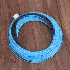 dt fly line sinking tip fly line
