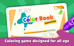 ABC Learner Animal Color Book Screenshot
