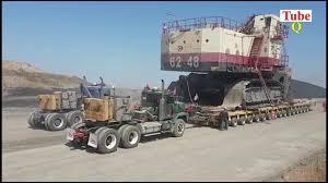 Extreme Oversize Trucking & Heavy Equipment Load Excavator - YouTube