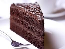 wie viele kalorien hat ein stück schokoladenkuchen blick
