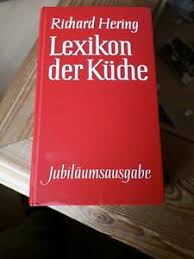 hering lexikon küche ebay kleinanzeigen