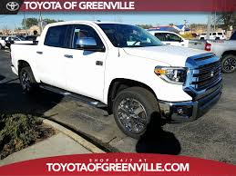 New 2018 Toyota Tundra For Sale | Greenville SC Greenville Used Gmc Sierra 1500 Vehicles For Sale Century Bmw In Sc New Dealer Volkswagen Dealership Spartanburg Vic Bailey Vw Greer And Inventory First Auto Llc Cars For Grainger Nissan Of Anderson Serving Easley 2018 Toyota Tundra 1999 Ford Going Coastal Mobile Eatery Food Trucks Roaming 2019