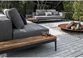 Gloster Outdoor Furniture Australia by Grid Gloster Square Coffee Table Milia Shop