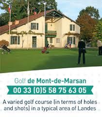 golf de mont de marsan golf pass xlandes