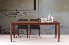 holz tisch für das esszimmer und der küche idfdesign
