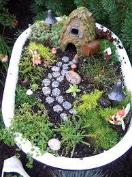 Disney Fairy Garden Decor by Fairy Garden Gallery How To Plant A Fabulous Fairy Garden