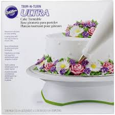 Wilton Trim n Turn Ultra Turntable Rotating Cake Stand