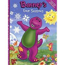 Barneys Four Seasons Barney