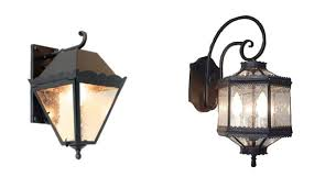 outdoor sconces that work with homes daleet spector design