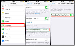 How To Send And Receive Text Messages A Mac Technobezz
