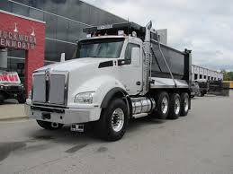 2019 Kenworth T880 Dump Truck - 2019 Kenworth T880 Steel Dump Truck ...