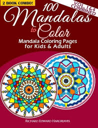 Mandala Coloring Pages Releases A New Blog Entitled Benefits Of Book By
