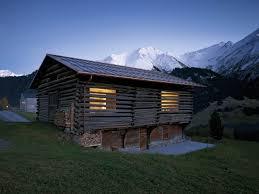 100 Log Cabins Switzerland Cabin Porn Morger Dettlis Stall House In Lumbrein