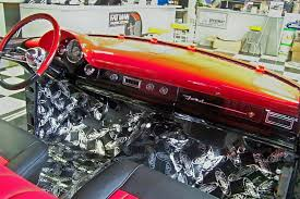 100 Dennis Carpenter Ford Truck Parts 1956 Fairlane Victoria Dashboard Gets The Custom Touch Hot