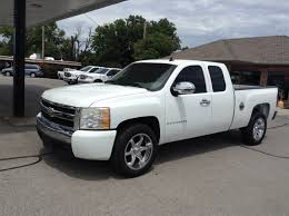 2008 Chevy Silverado Buy Here Pay Here OKC 947-1833 | Used Cars And ...