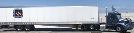 100 West Coast Trucking Warehouse California Coast Warehousing