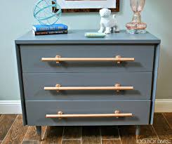 Tool Box Dresser Black by How To Make Drawer Pulls