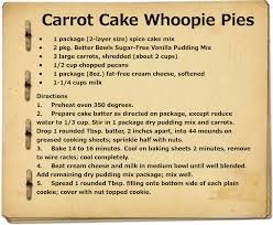 Pumpkin Whoopie Pie Recipe Spice Cake by 3 Ways To Lose Weight When You Have Whoopie Pie Nutrition Facts